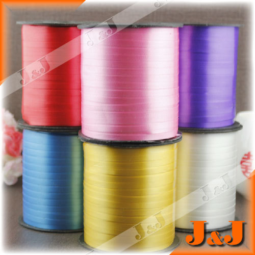200Meter/Role Nylon Ribbon Wire/Balloon Wire Wedding Party Birthday Decoration, Random Colors, 0.4cm Width - Double J's Trading CO., LTD. store