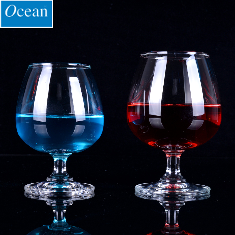 Thailand imported genuine Ocean tall cup brandy Cognac Cup bantam fine chemicals wine red wine(China (Mainland))