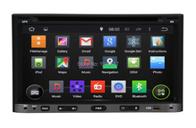 Capacitive screen Quad Core 2 din 6.95″ Android 5.1 Car Audio DVD Player With Stereo Radio 3G WIFI Bluetooth IPOD TV USB DVR OBD