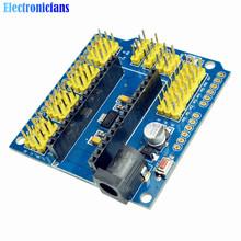 Buy 1Pcs I2C NANO I/O Expansion Sensor Shield Module Arduino UNO R3 Nano V3.0 for $1.08 in AliExpress store