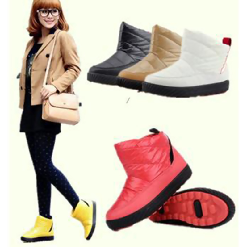 Ankle Snow Boots For Women - Yu Boots