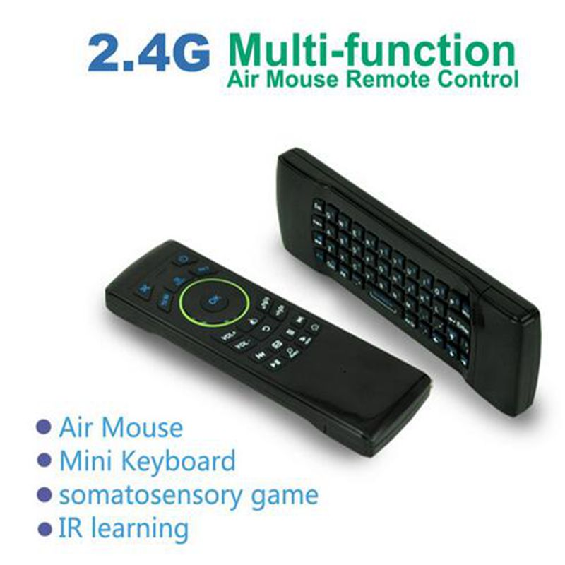 New arrival FM5 2.4GHz Remote Control Keyboard Wireless Air Mouse suit mart TV, Andrews player, Internet TV,Andrews projector(China (Mainland))