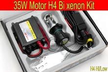 Buy Free 1 set Top 35W H4 Hi/low bi xenon Motorcycle HID Conversion Kit/Xenon Kit,3000K,4300K,6000K,8000K,10000K for $17.85 in AliExpress store