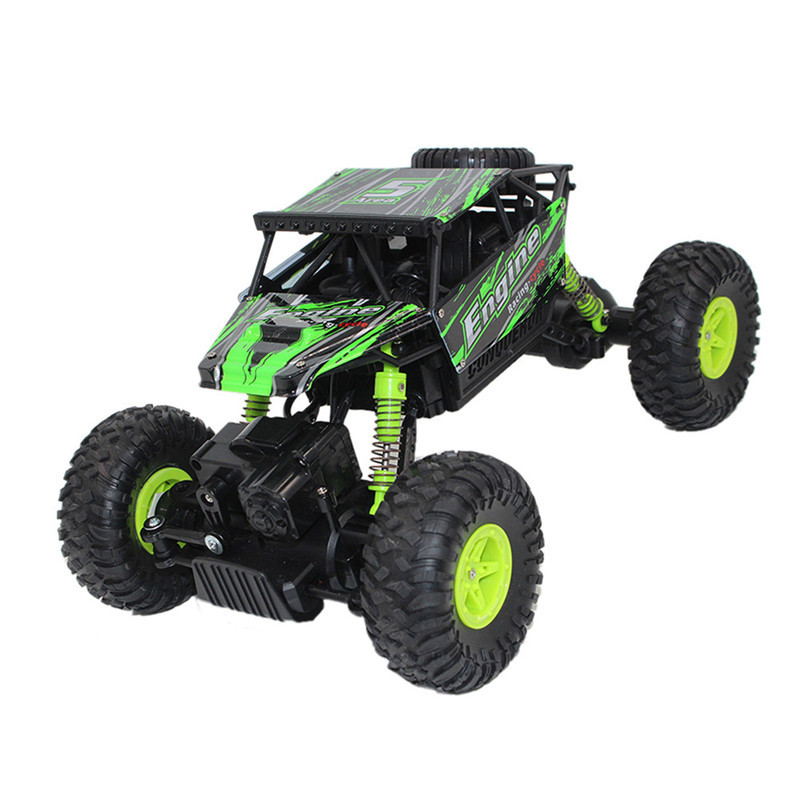 WLtoys 9Km/h 12428 High Speed Fast Race Cars Four-wheel Drive Climbing High-speed Car Electric Remote Control Off-road Vehicle(China (Mainland))