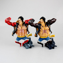 Buy Anime One Piece Figures Luffy PVC Action Figure Brinquedos Figuras Anime Collectible Kids Toys Scultures Monkey D Luffy 19cm for $31.84 in AliExpress store