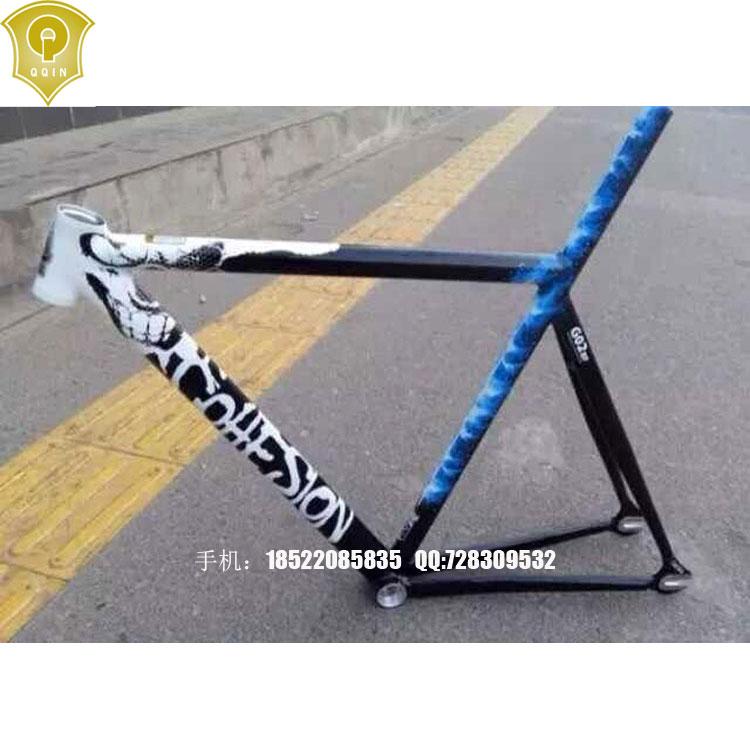 Cohesion frame aluminum alloy bike frame(China (Mainland))