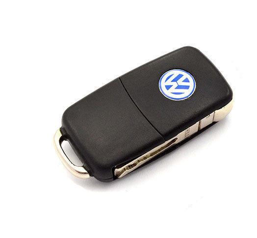 10x 14mm VW R SR GTI Car logo auto Key Fob Emblem Badge Radio button Sticker for Golf6 Sagitar POLO Scirocco Tiguan Touran(China (Mainland))