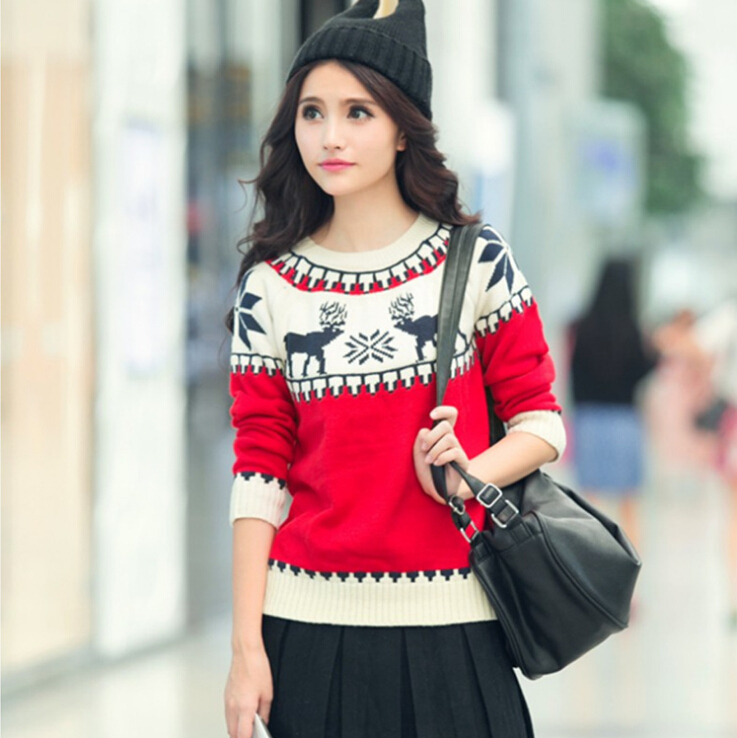 Cute christmas sweaters for women photos