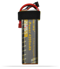 You&me Culvert plane 4200MAH 14.8V 35C AKKU LiPo RC Battery For RC Multi-axis FPV Drone Helicopter