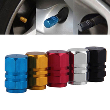4pcs/set Car Accessories Aluminum 3D Car Wheel Tires Valve Caps For toyota vw mazda Tyre Stem Air Caps For renault ford bmw opel(China (Mainland))
