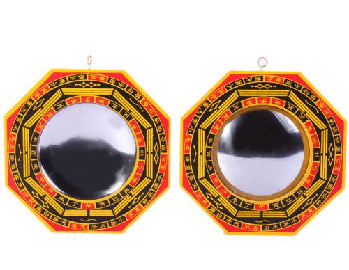 Acquista all 39 ingrosso online specchio concavo da grossisti - Feng shui specchio ...