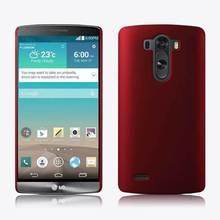 Высокое качество матовый матовый пластик жесткий спс LG G3 D855 чехол для LG G3 D850 F400 VS985 LS990 сотовый телефон обложка чехол