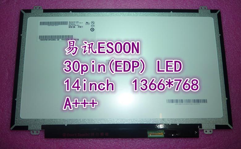 14inch LED B140XTN03.3 B140XTN03.2 B140XTN02.1 B140XTN02.4 B140XTN02.9 B140XTN03.4  For ASUS G46vw acer V7 V5 Laptop LCD SCREEN<br><br>Aliexpress
