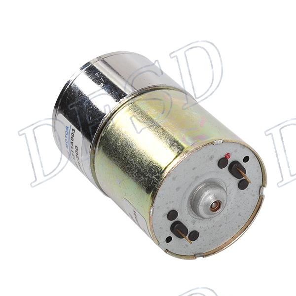 High Torque 12v Dc 200 Rpm Gear Box Electric Motor