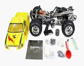 29cc 4WD Big Monster RC TRUCK with 2.4G transmitter RTR