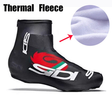 1 pair Winter Cycling Shoe Cover Sneaker Overshoes 12 Colors Fleece Thermal Road Bicycle Bike MTB Winter Cycling SIDI Shoe Cover(China (Mainland))