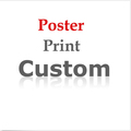 Buyer Custom Print fabric silk poster We can print any size