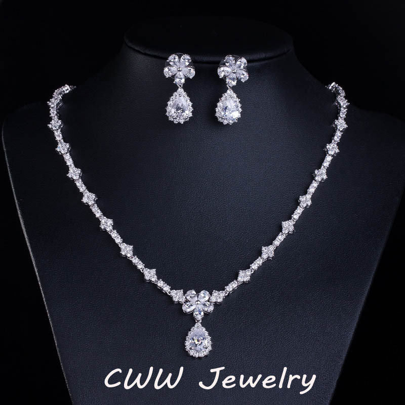 Wedding Jewelry Gift For Bride : ... Bridesmaid Jewelry sets For Wedding Gift (T120) from Reliable set