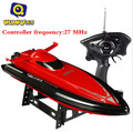 2016 Hot Sell New 47cm large scale RC boat rc airship 2 4G RC Radio Remote