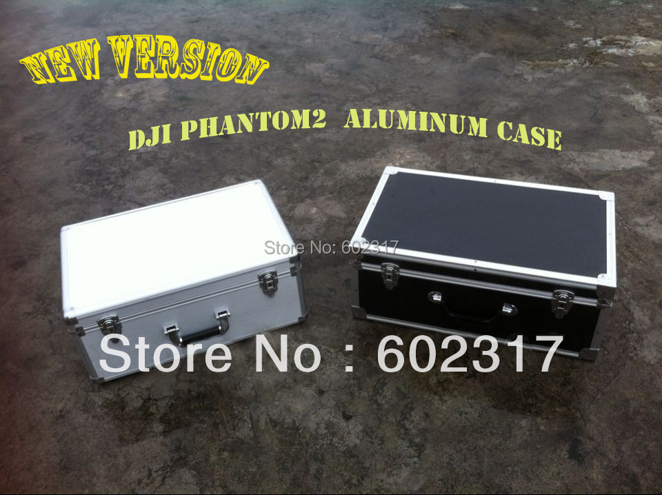 2014 Newest DJI Phantom 2 Vision Professional Aluminum Case For Propguard Transmitter AR Drone Quadcopter FPV<br><br>Aliexpress