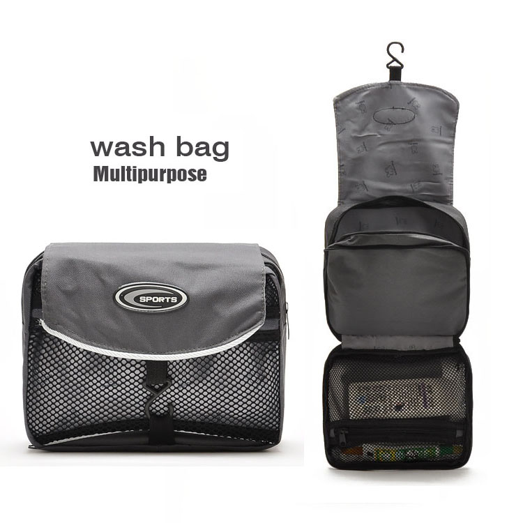 2016 new women and men sport wash bag gym fitness travel portable bath package waterproof storage bag swimming wash bag(China (Mainland))