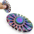 2017 New Rainbow Hand Spinner Fidget Spinner Stress Cube Hand Spinners Focus KeepToy And ADHD EDC