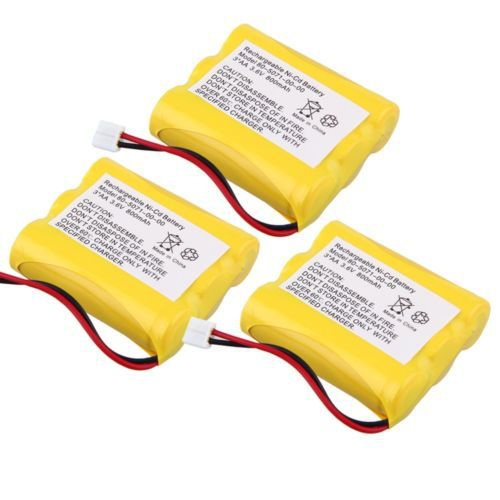 3pcs Cordless Home Phone Battery for GP GP60AAS3BMJ Empire CPH-482D Casio CP850(China (Mainland))