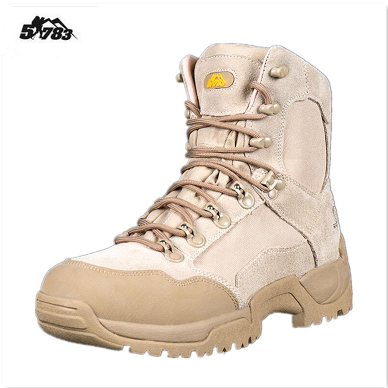 Фотография Tactical Boots Outdoor Sport Wearable Climbing Trekking Camping Boots Hunting Trekking Military Shooting Army Boots