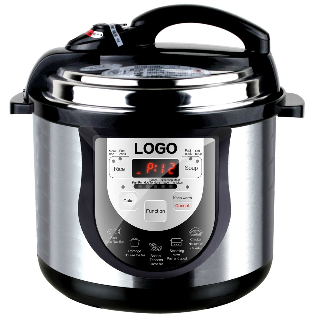 Electric Kitchen Appliances : kitchen appliances-in Electric Pressure Cookers from Home Improvement ...