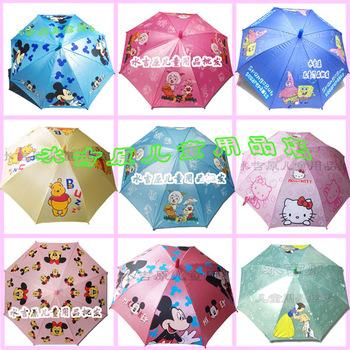 Ploughboys anti-uv automatic child umbrella 86 diameter child umbrella