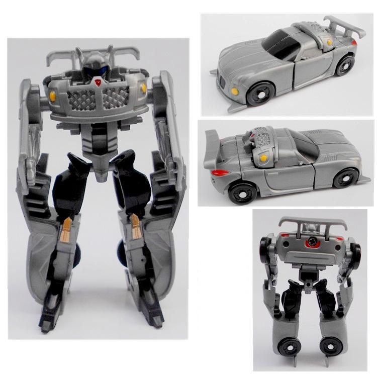 Transformation Autobot Robot Vehicle Glance Boys Kids Action Figures Minifigure Toy Gift