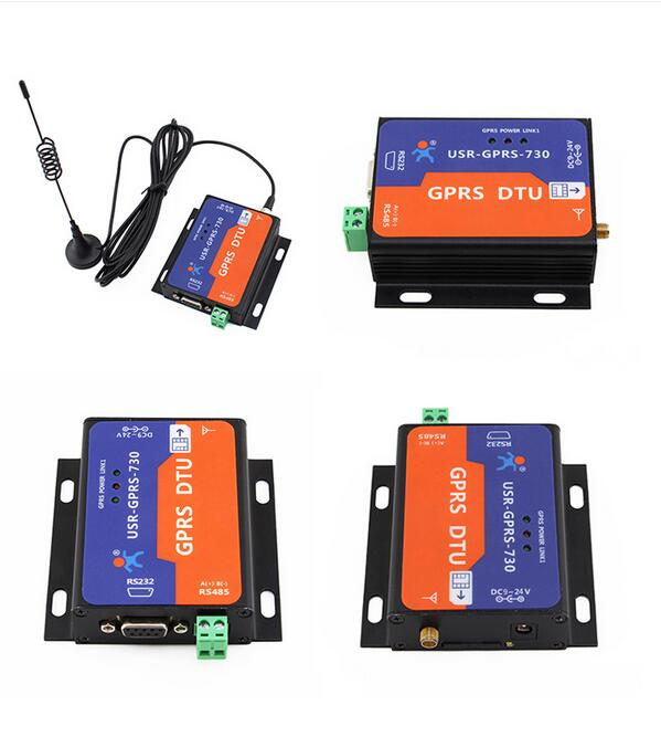 Serial to GPRS Server RS232 to GPRS RS485 to GPRS HTTPD terminal/agricultural chemical industrial data transmission controller(China (Mainland))