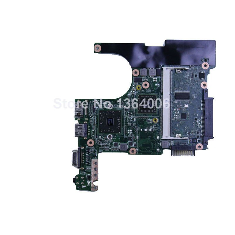 for Asus EEE pc 1015B motherboard with fan REV 2.1G mainboard with fan fully tested & working perfect(China (Mainland))