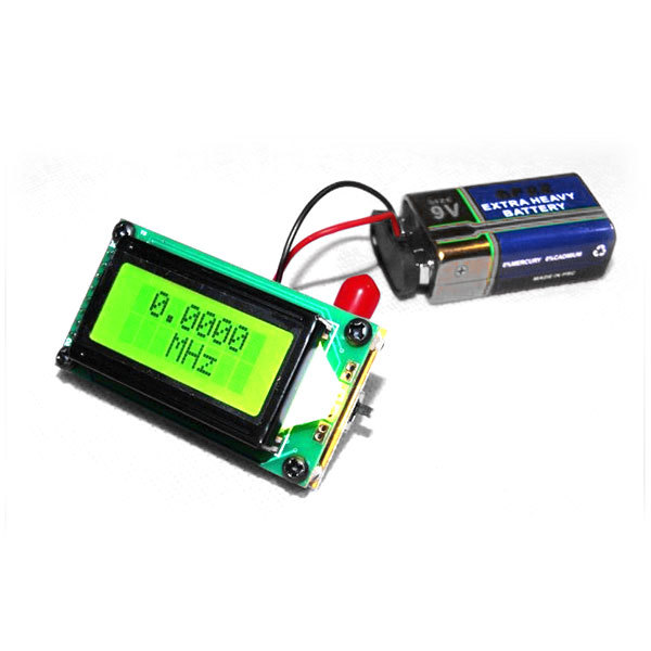2015 New arrive fréquence testeur compteur 0802 LCD affichage 1 ~ 500 MHz clé de voiture détecteur de fréquence(China (Mainland))
