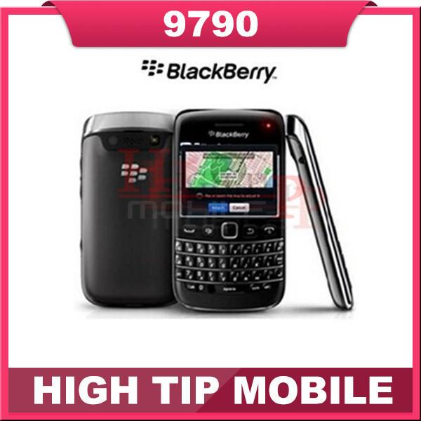 Refurbished 9790 Original Unlocked BlackBerry Bold 9790 WIFI 3G GPS Mobile Phone free shipping(China (Mainland))