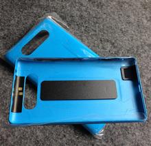 Caixas do Telefone Móvel Substituição de Habitação para Nokia Tampa DA Bateria Traseira Porta Lumia 820 Azul