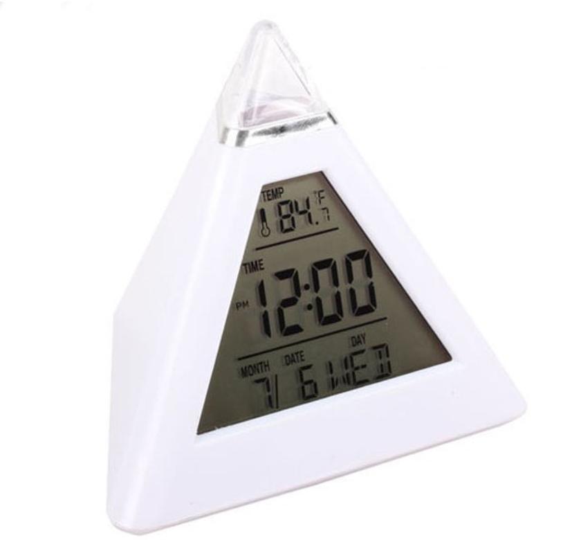 Horloge Thermomètre Digital Design Blanc Opio – Chaios.com