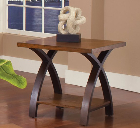 American country living room fashion simple wrought iron wood end table several small side table sofa