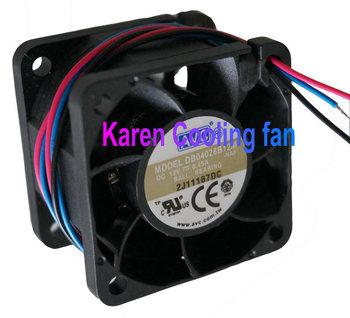 100% New Original DB04028B12M  4028 12v 0.45a 3Wire 40*40*28mm cooling fan
