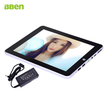 Bben 9.7inch windows XP OS dual core intel N2600 CPU processor business tablet pc build in 3G with keyboard surface tablet pc(China (Mainland))