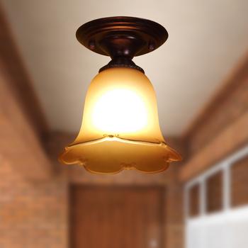 american iron plafond salon lampe chambre lampe den hall d 39 entr e balcon all e couloir. Black Bedroom Furniture Sets. Home Design Ideas