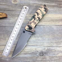 Buy F94 Folding Tactical Knife,440 Blade Mini Pocket Knife,Gift Folding Blade Knives,Custom EDC Camping Folder Knives Outdoor Tools for $17.99 in AliExpress store