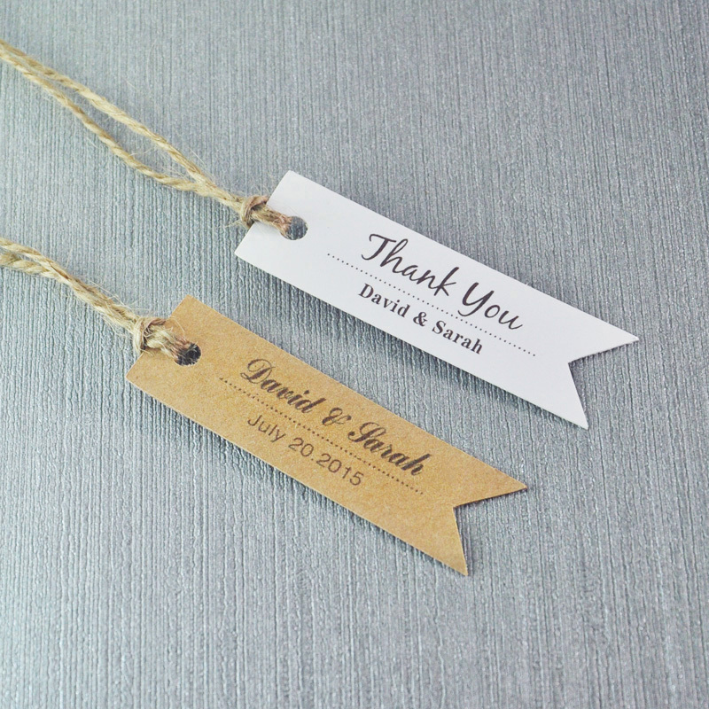 label tags label kraft tags wedding favor tags wedding favors