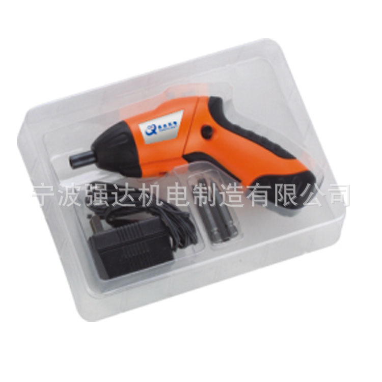 Mini electric screwdriver rechargeable electric screwdriver with energy-saving LED lighting Rechargeable power tools(China (Mainland))