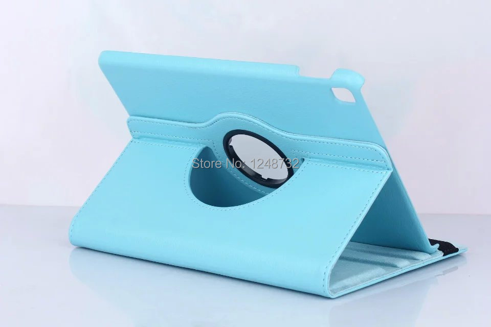 For iPad Pro 9.7 Case Stand Luxury 360 Rotating PU Leather Case Auto Sleep Wake up Smart Cover for iPad Pro 9.7 Tablet Coque