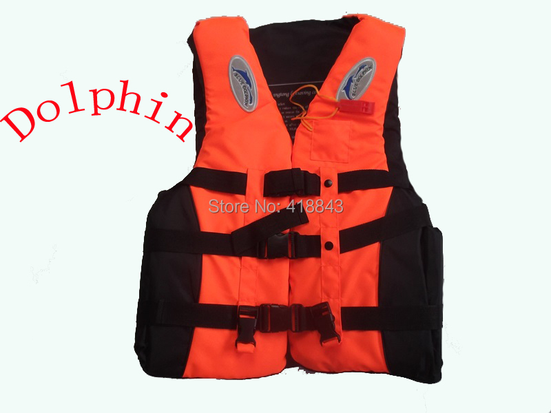 country grade! life vest life jacket safety lifejacket fishing clothing Aquatics survival under outdoor swimwear S-3XL 20-110KG(China (Mainland))