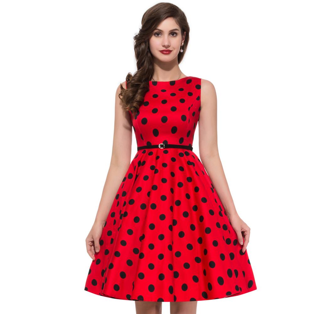 Vêtements vintage inspirés des femmes