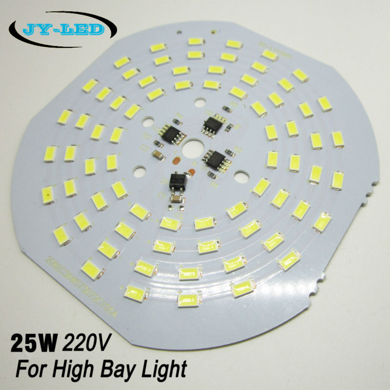 30pcs 36W High Bay Light LED PCB SMD5730 Integrated IC Driver, AC200V-240V Directly Neednt Driver Light Source Panel<br><br>Aliexpress