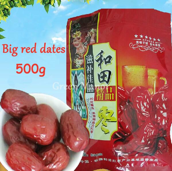 Big Dates Fruit Dates Big Red Dates New