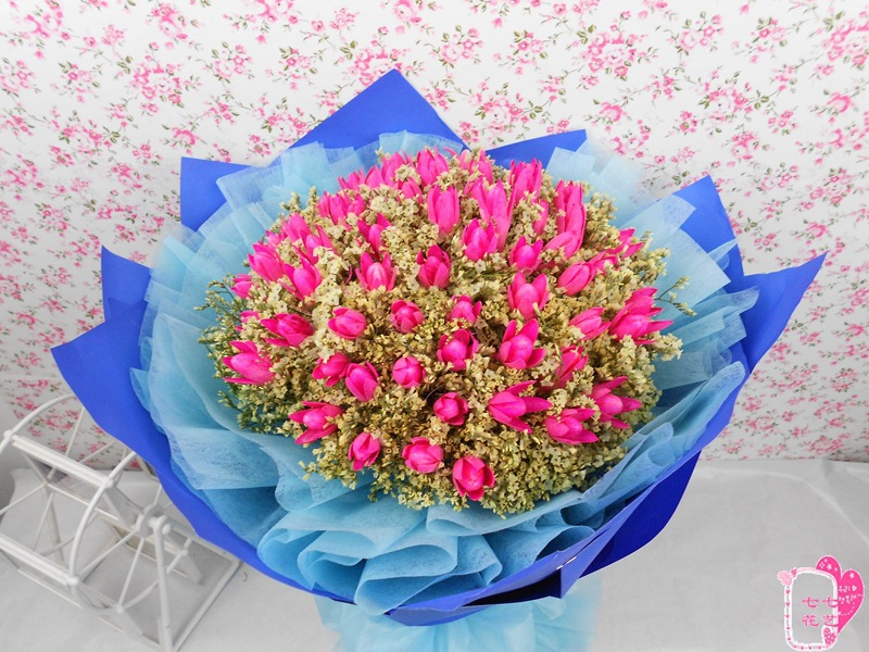 Valentine Rose Bouquet gift bouquet(China (Mainland))